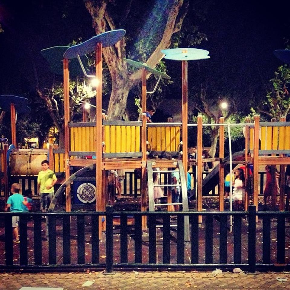 sevilla leikkipuisto