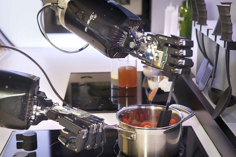 Robot-kitchen