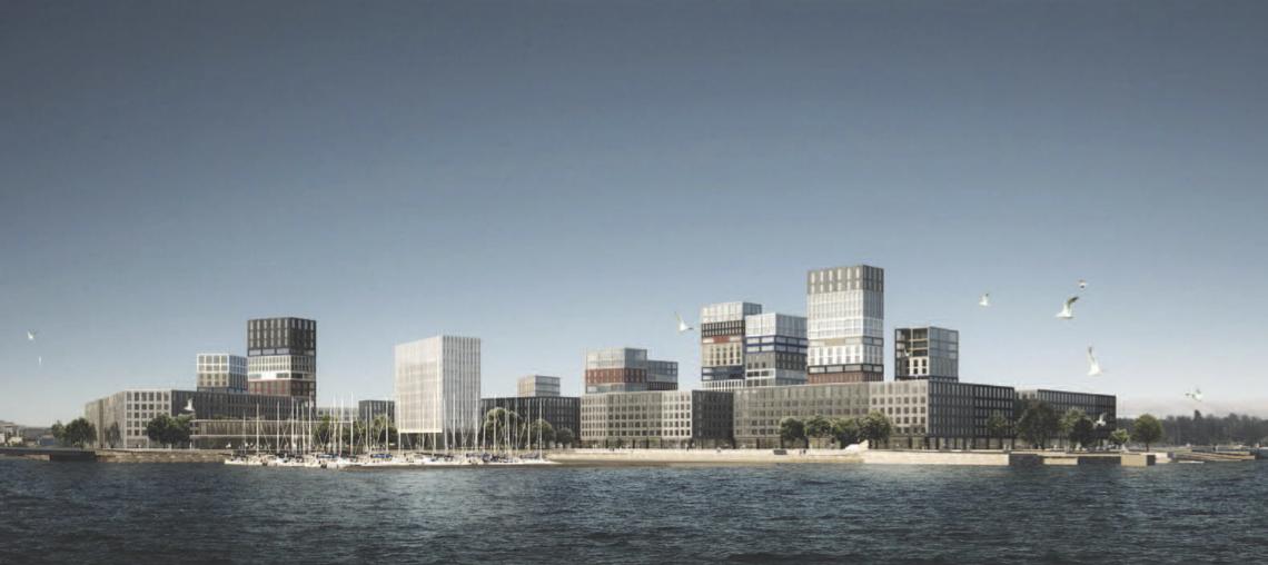 Helsingin asuntotuotanto nostettava 10000 asuntoon vuodessa